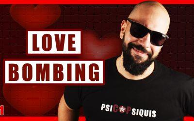 Explosión de amor narcisista (Fase 1: love bombing)