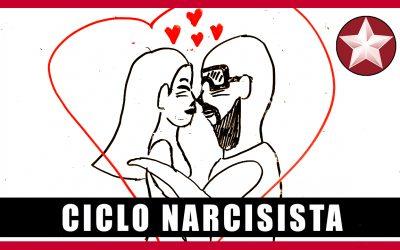 Ciclo de abuso narcisista: el hombre narcisista