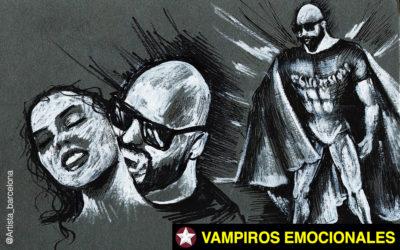 Vampiro emocional: El narcisista siempre tiene sed