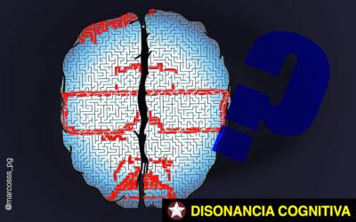 Disonancia cognitiva en la relación narcisista