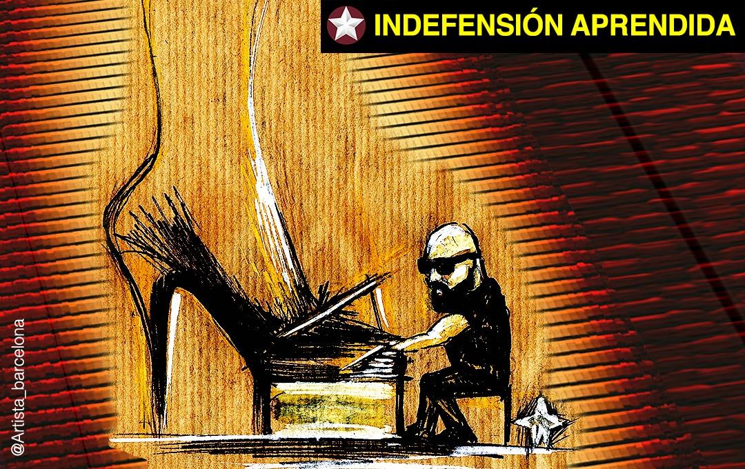 Indefensión-aprendida