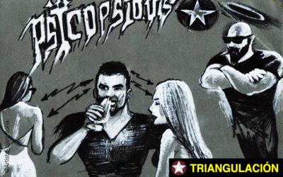 Triangulación Narcisista: el juego de la fase 3