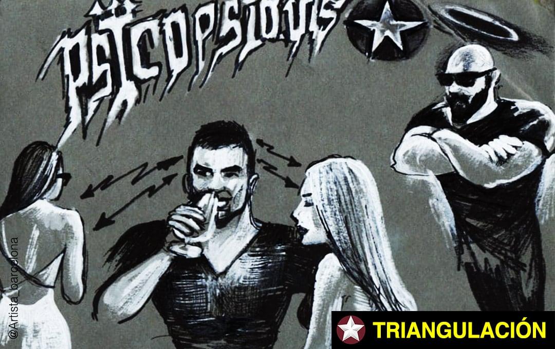 Triangulación-narcisista