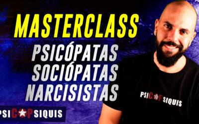 Diferencias entre Psicópata, Narcisista y Sociópata