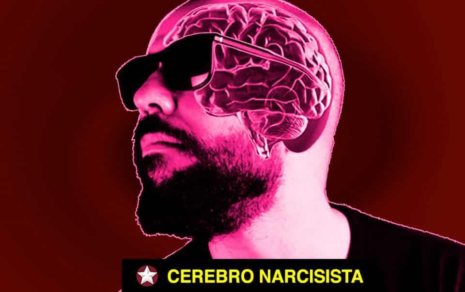 cerebro narcisista