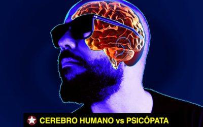 Cerebro Humano vs Cerebro del Psicópata