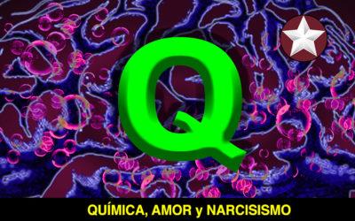La química del AMOR, ¿por qué te enganchas al narcisista?
