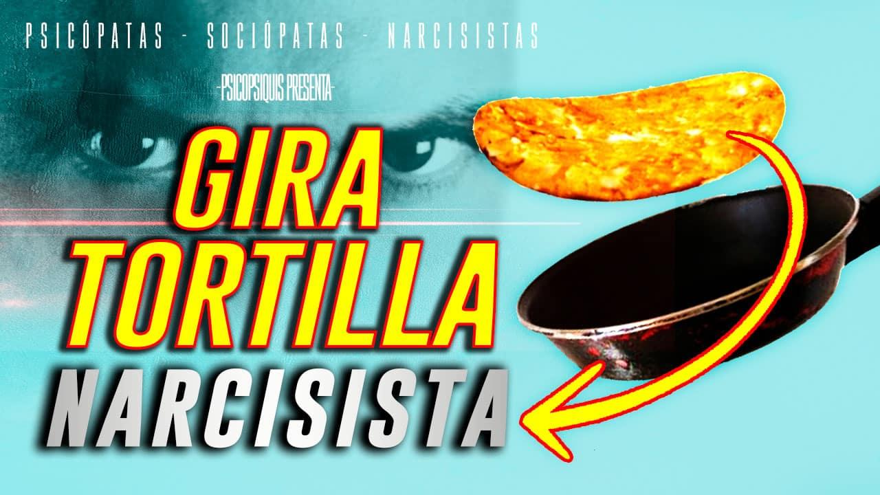 VUELTA DE TORTILLA