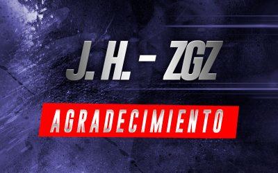 J. H. – Zaragoza