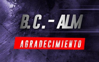 B.C. – Almería